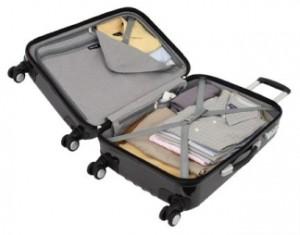 Избор на куфар при пътуване със самолет