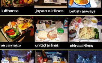Храна и напитки в самолета