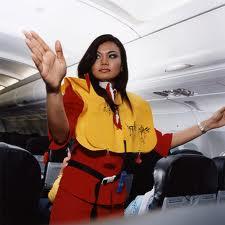 безопасност на борда на самолет