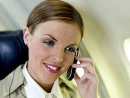 Ползване на мобилен телефон и интернет по време на полет