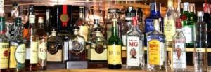 Пренасяне на алкохол със самолет