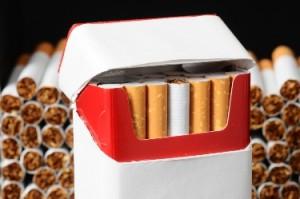 Пренасяне на цигари със самолет