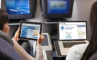 Със смарт телефон в самолет