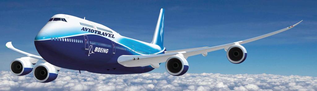 Контакти Авиотравел за резервации на самолетни билети