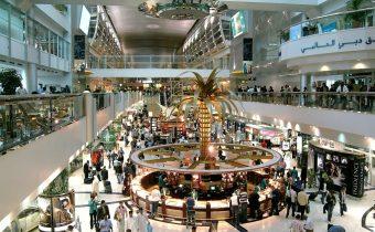 летище Дубай