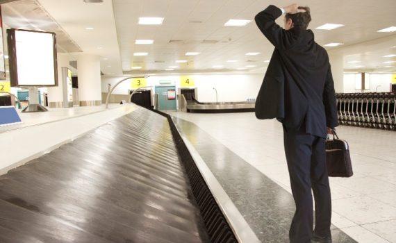 Загубен багаж на летището