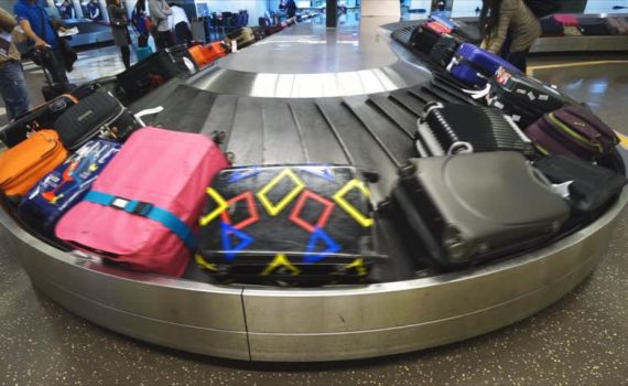 лентата за багаж