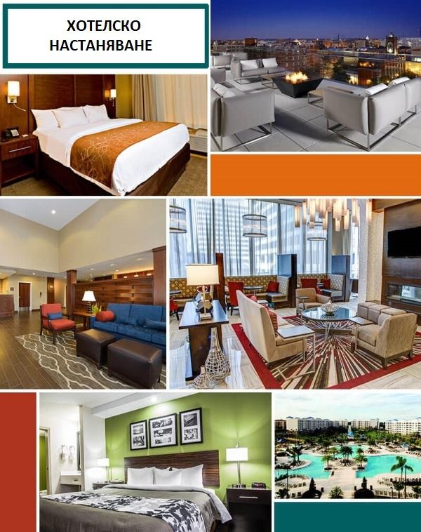 Запитване за свободни места за хотел